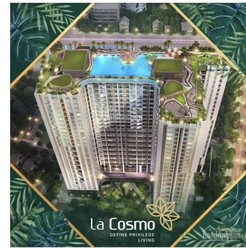 Chính chủ bán nhanh căn 2PN dự án La Cosmo mặt tiền Nguyễn Thái Bình, Quận Tân Bình ảnh 0