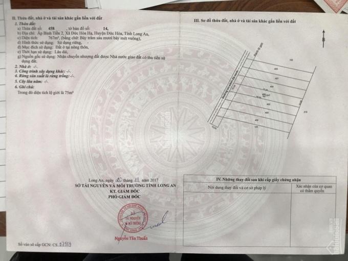 Cần bán đất xây nhà xưởng giáp ranh Bình Chánh (0937.36.2030), 50 x 70m