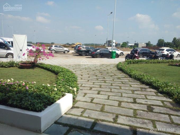 Mở 60 lô shophouse, mặt tiền 28m Nguyễn Văn Ký - Tiến Lộc Garden, đang thi công móng, giá 13tr/m2