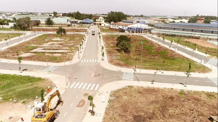 Đất nền phường Bình Chuẩn, Thuận An, Bình Dương, sổ sẵn, giá chỉ 1.56 tỷ/105m2. Gọi 0938337096