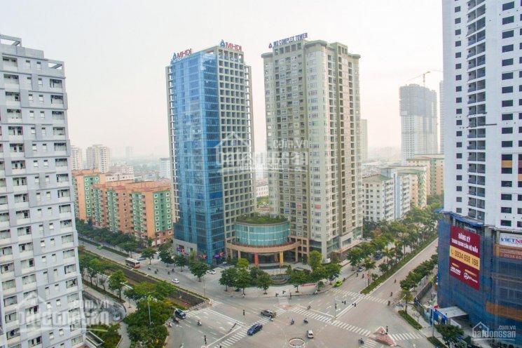 Cho thuê VP tòa nhà MD Complex - 68 Nguyễn Cơ Thạch DT 40 - 110 - 200 - 400m2 giá 180 nghìn/m2/th