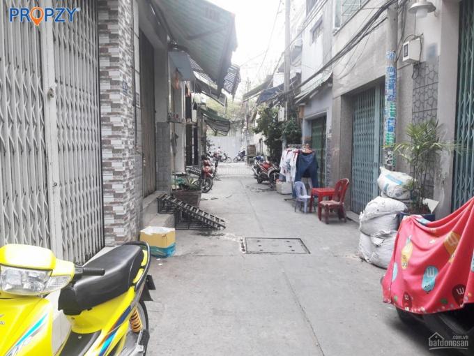 Bán nhà hẻm xe hơi đường An Dương Vương Quận 6, DT 53m2. Giá 4,2 tỷ