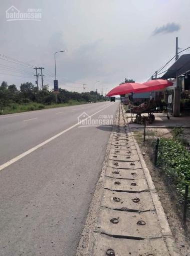 Bán đất thổ 5x23m, xã Hựu Thạnh, huyện Đức Hòa, Long An