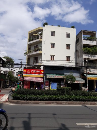 Nhà góc 2 MT Lạc Long Quân, Q11, DT: 4x15m 1 trệt 3 lầu mới, giá 14,8 tỷ TL LH: 0911283278