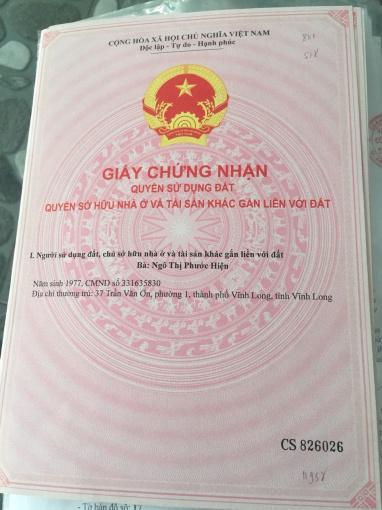 BÁN ĐẤT BỬU LONG CHÍNH CHỦ, 96.6M2, ĐƯỜNG LỚN TIỆN KINH DOANH