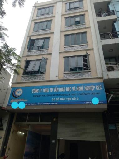 + Cho thuê nhà mặt phố Mễ Trì Thượng diện tích 75m2 x 7T, mặt tiền 5,3m. Giá 45tr/ tháng.
