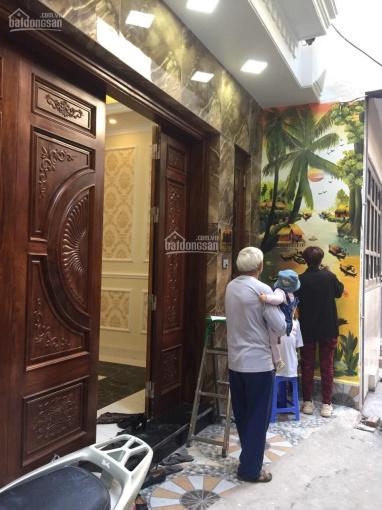 Bán nhà đẹp 5 tầng ngõ 173 Hoàng Hoa Thám, quận Ba Đình, Hà Nội
