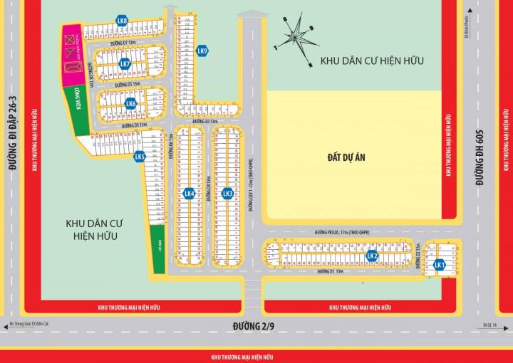 Cần mua đất gần Đại học Việt Đức