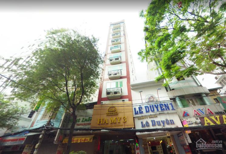 Cho thuê MB tòa nhà KS Thủ Khoa Huân, P. Bến Thành Q1 5x20m 50tr