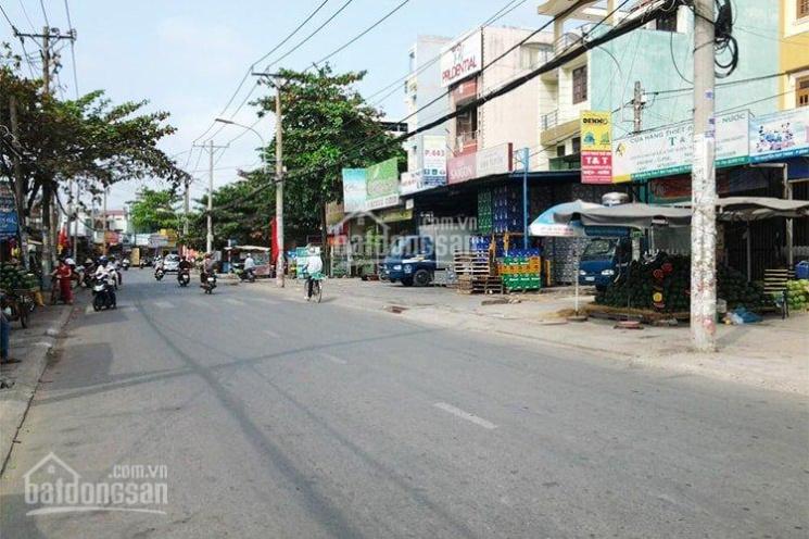 Bán gấp đất MT đường Lũy Bán Bích, Q. Tân Phú, sổ riêng, gần UBND, giá 2.8 tỷ/85m2. LH 0933900329