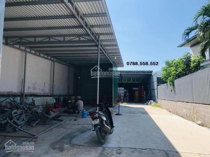 bán kho xưởng có sẵn nhà tiền chế gần đường 23/10 thông đường Võ Nguyên Giáp giá rẻ LH 0899.3737.88