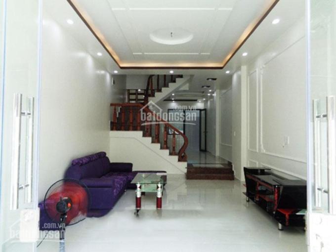 Bán nhà 4 tầng xây mới, vị trí đẹp, ngõ 5m, Lạch Tray, Ngô Quyền, Hải Phòng, Giá 1 tỷ 750 triệu