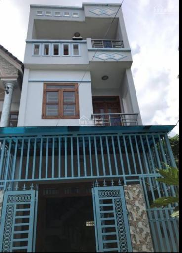 Bán căn nhà 1 trệt 2 lầu mặt tiền kinh doanh Lê Thị Hà 100m2 sổ hồng riêng bao giấy tờ sổ sách