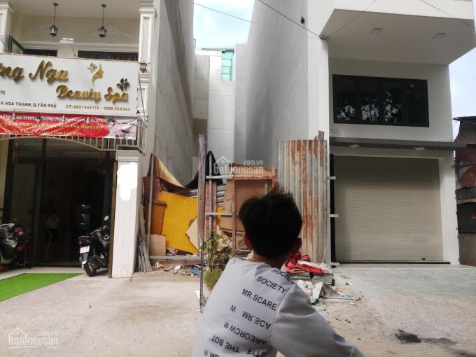 Bán lô đất mặt tiền Đoàn Hồng Phước, Hòa Thạnh, Tân Phú DT 4,2x21,5 giá 8,8 tỷ. LH 0901278259 Quốc