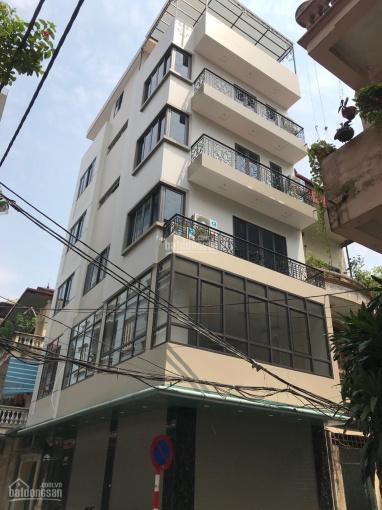 Bán nhà mặt ngõ 80 Trần Duy Hưng 12,5 tỷ 70m2 5 tầng lô góc ngõ 2 ô tô tiện kinh doanh cho thuê cao