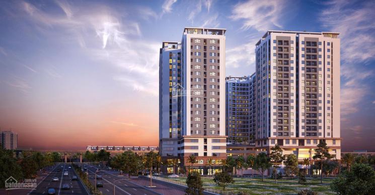 Chỉ với 1,7 tỷ sở hữu ngay căn hộ mặt tiền đường Vành Đai 2, cách Metro 200m, LH 0901 361 345
