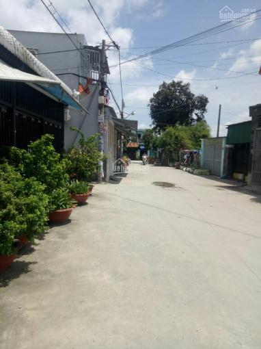 Đất diện tích 4x16m, hẻm xe hơi 10m Trần Thị Hè thông Nguyễn Ảnh Thủ, Nguyễn Thị Búp