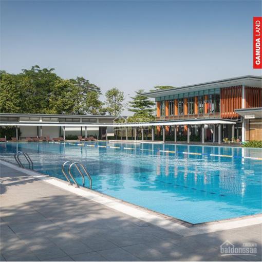 Cho thuê căn hộ 1, 2, 3 phòng ngủ The Zen Gamuda Gardens, miễn phí bể bơi tập gym