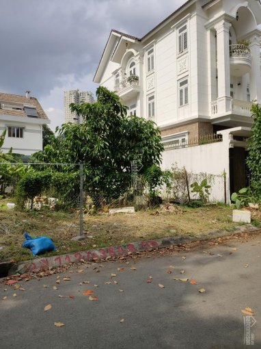 Bán đất khu Compound River Mark Trần Não, quận 2, vị trí gần sông Sài Gòn, giá 160tr/m2