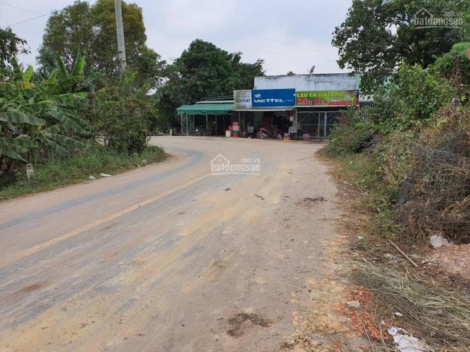 Cần bán lô đất mặt tiền đường nhựa Bàu Sen, Đức Lập Hạ, Long An, DT: 6x42m thổ cư, giá 1,8 tỷ