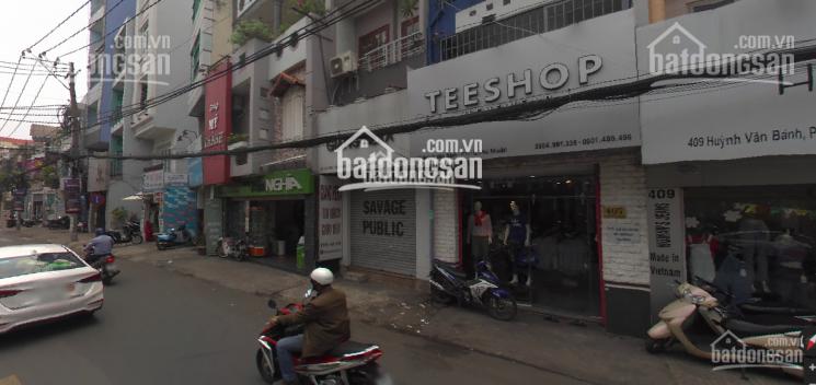 Mở bán 10 nền MT Huỳnh Văn Bánh, P11, Phú Nhuận. Chỉ 2,5 tỷ/nền. TC 100%, SHR, XDTD Lh 0779231838