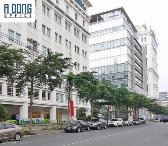 Cho thuê văn phòng Đại Minh Convention Tower, đường Hoàng Văn Thái, Quận 7, DT 274m2, giá 380k/m2.