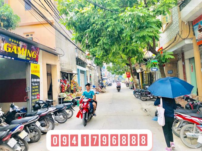 Chính chủ bán 50m2 đất thổ cư tại Cửu việt, Trâu Quỳ, Gia Lâm, đường ô tô vào nhà giá hơn 2 tỷ