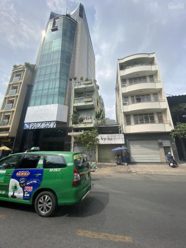 Bán gấp building mặt tiền Nguyễn Biểu - Trần Hưng Đạo, Q5. Hầm 8 tầng siêu đẹp có HĐ thuê 1 tỷ/th ảnh 0