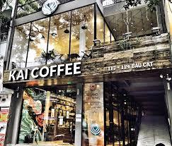 Kai Coffee cần thuê mặt bằng là nhà nguyên căn các quận tại TP. HCM để kinh doanh cafe