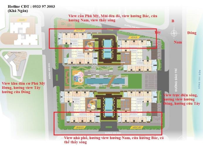 Tết gần tới, khách Khả Ngân cần bán căn góc chỉ chênh 70tr so với giá gốc, TT 37.5% - 0933 97 3003