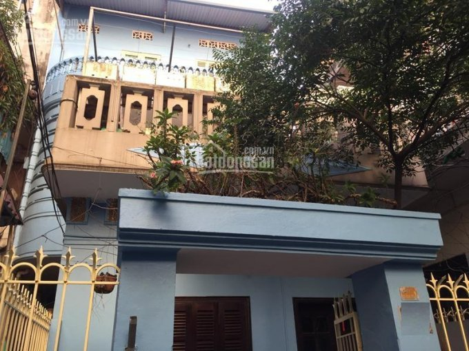 Cho thuê nhà riêng ngõ phố Minh Khai, cầu Mai Động, DT 68m2, 3T, giá 14tr/th