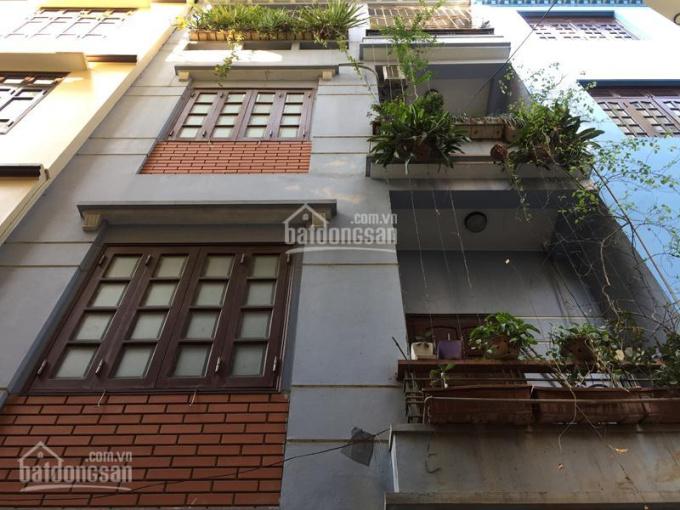 Nhà riêng ngõ phố Tân Mai gần hồ Đền Lừ DT 55m2 x 4T, giá 16 triệu/tháng