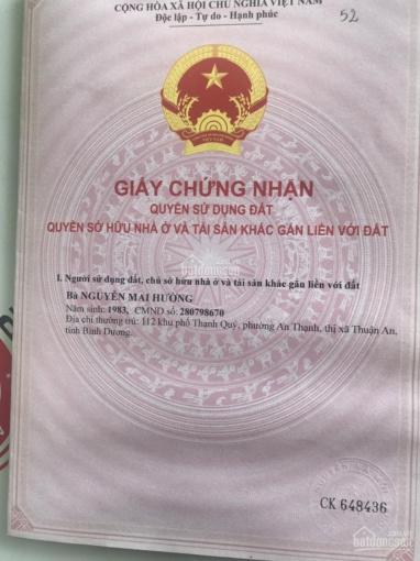 Cần bán lô đất đường D9 150m2 gần chợ D5 KDC Việt Sing Vsip 1 giá 3,1 tỷ bao sang sổ. 0383 2299 67