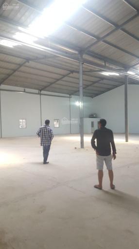 Cho thuê kho xưởng tại phường Phú Tân, Thủ Dầu Một, 800m2, giá 40 triệu/th