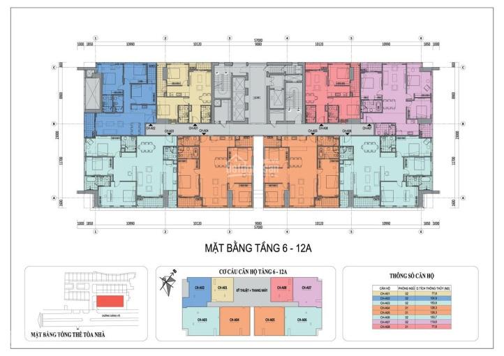 Cần bán căn hộ 3 phòng ngủ mặt đường Giảng Võ 104.9m2 - Nơi hội tụ giới Tinh Hoa
