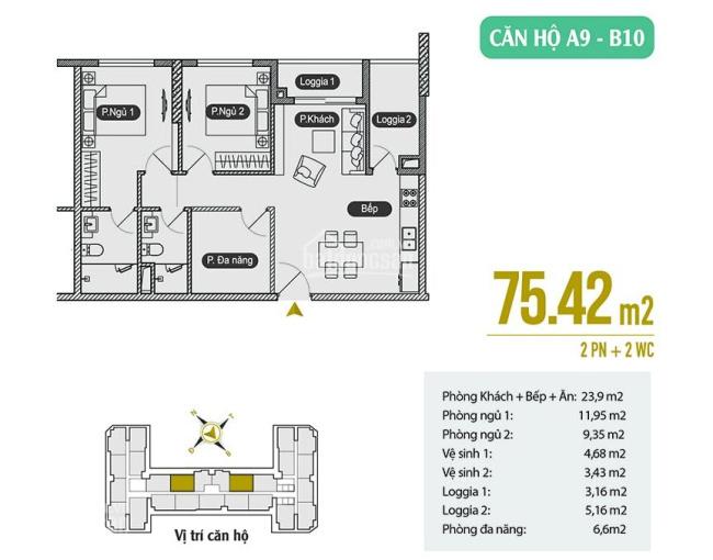 Bán gấp căn 3PN 75m2 full nội thất, view hồ đẹp nhất Anland 2 chỉ 1,9 tỷ. LH 094.280.8686