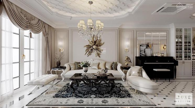 Bán căn 3PN Thảo Điền Pearl, Q2, view hồ bơi, nội thất Châu Âu, bán tỷ lầu 9, call 0977771919