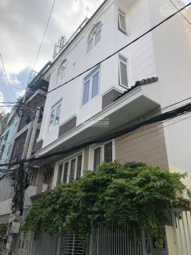 Bán nhà MT Bùi Hữu Nghĩa P5 Q5 DT 5x21m trệt 5 lầu ngay chợ Hòa Bình giá 350tr/m2