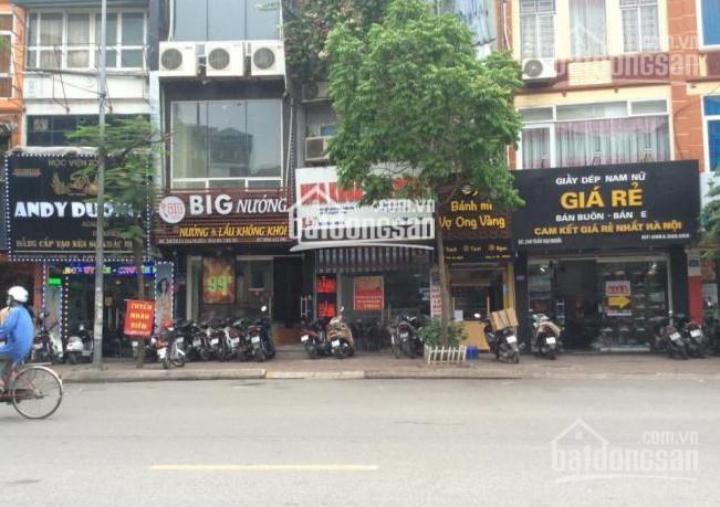 Nhà mặt phố Yên Lãng, diện tích 36m2, mặt tiền 4m, giá thuê 17 triệu/th LH 0967913189