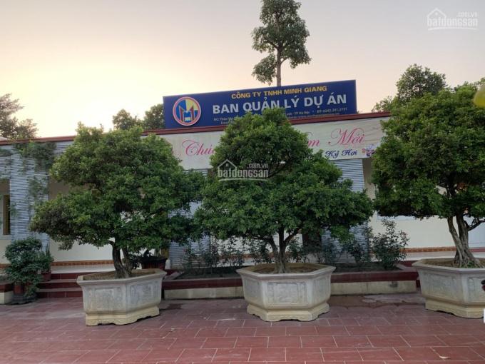 Bán liền kề dự án Minh Giang Đầm Và, Mê Linh, xã Tiền Phong (rẻ nhất thị trường)