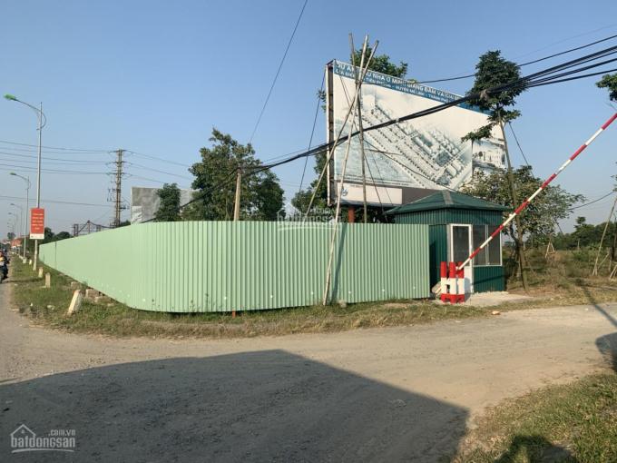 Bán đất liền kề dự án Minh Giang Đầm Và (giai đoạn 2) lô mặt đường Quốc Lộ 23 phù hợp kinh doanh