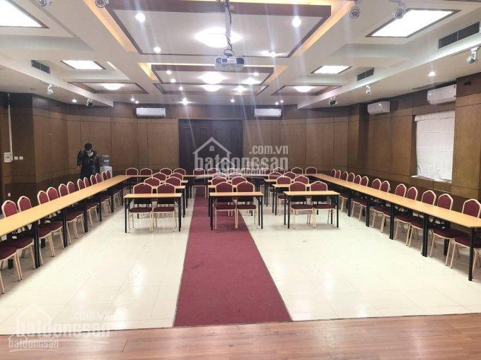 Cho thuê hội trường, phòng họp, training, hội nghị - hội thảo tại Hà Nội