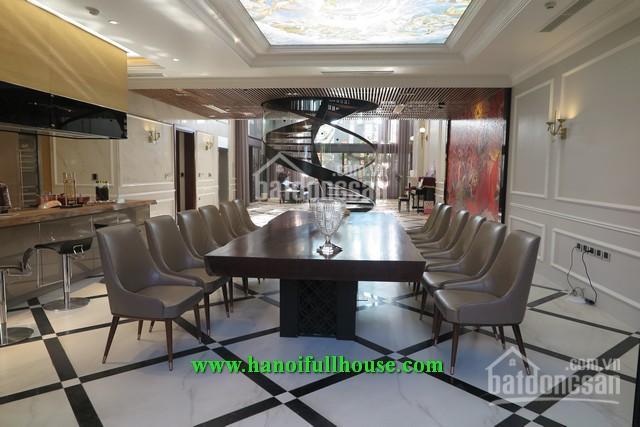 Căn hộ Triplex tuyệt đẹp tại phố Tô Ngọc Vân, 4 phòng ngủ, nội thất cực xịn, sang trọng. 0983739032
