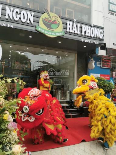 Cần sang nhượng nhà hàng món ngon Hải Phòng 224 Thái Hà
