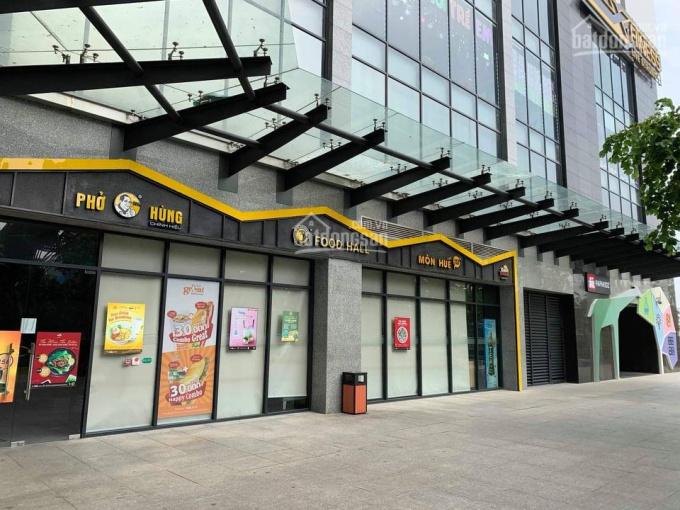 Cho thuê sàn tầng 1 Goldmark City 136 Hồ Tùng Mậu 260m2, MT 15m, giá 693.600 đ/m²/tháng