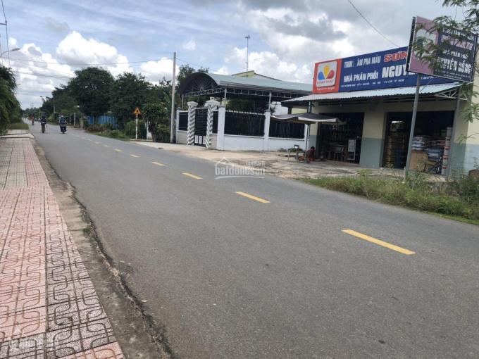 Bán đất mặt tiền đường Bến Súc, xã An Phú, 20x57m giá 4.5 tỷ(thương lượng) LH: 0971.244.575 Nam