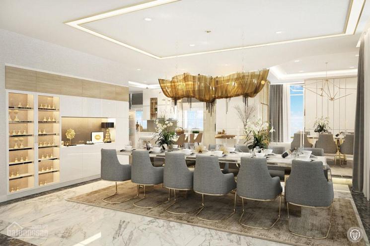 Bán căn hộ penthouse Thảo Điền Pearl, 420m2 có sân vườn rộng 5 phòng ngủ sổ hồng, 0977771919 ảnh 0
