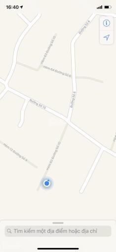 Chính chủ cần bán căn nhà cấp 4, DT 68m2, hẻm ô tô - đường Số 10, Tăng Nhơn Phú B, Quận 9