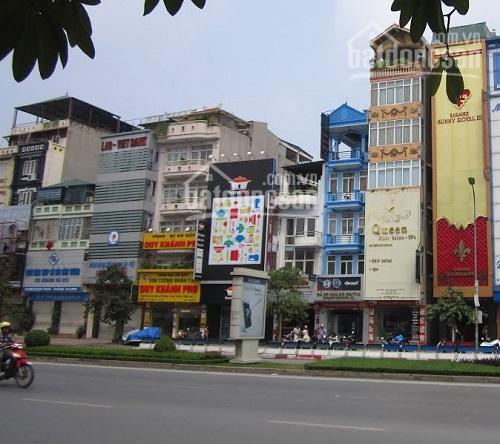 Bán nhà số 256 ngõ 36 Lê Trọng Tấn, Hà Đông 40m2, 5 tầng có gara ô tô