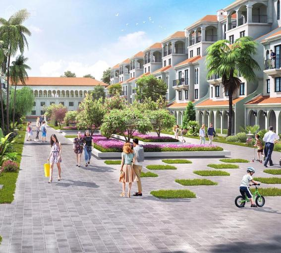 Bán suất ngoại giao shophouse Sunshine Wonder Villas, DT 120m2, mặt đường 40m. LH 0976.667.406